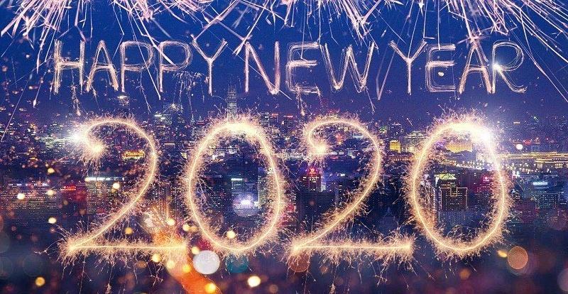 2020年新年快乐-安捷伦