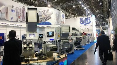苏州安捷伦精密机械征战2019德国K展 实力涂装设备畅销全球