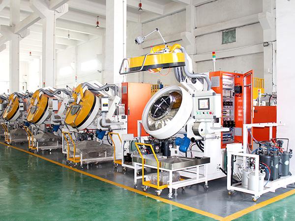 安捷伦-生产设备