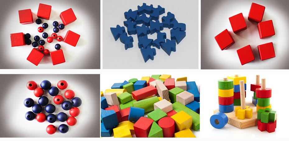 木制玩具应用