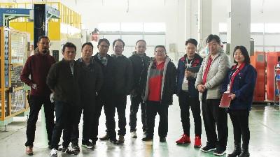 安捷伦自动滚喷设备迎来新加坡、马来西亚客户专访!