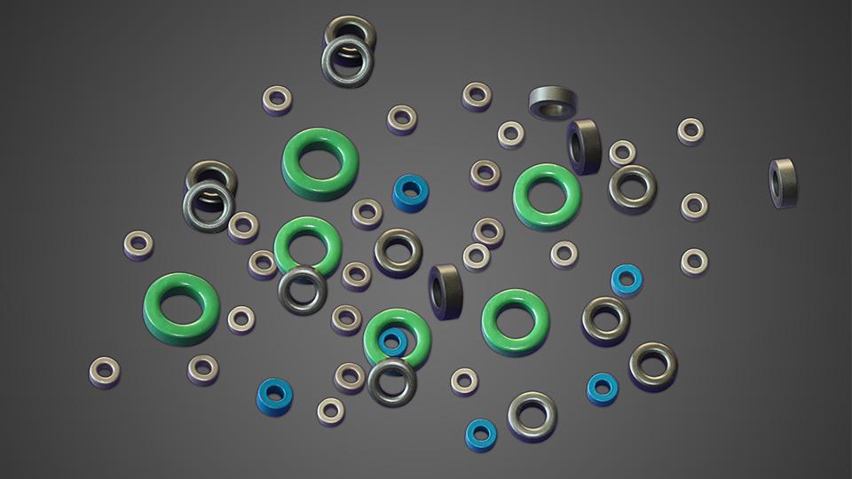 磁性材料行业解决方案
