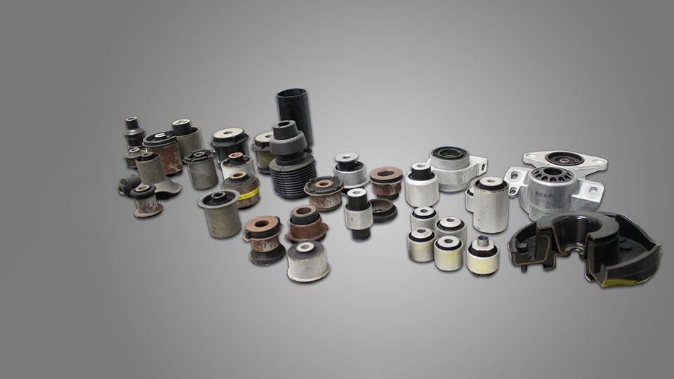 橡胶减震行业解决方案