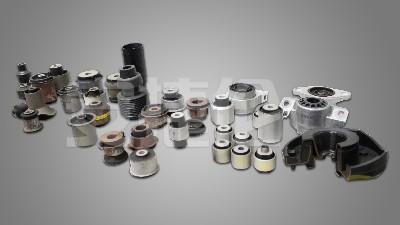 专门用于汽车、火车减震系统、衬套类零件的自动喷胶设备