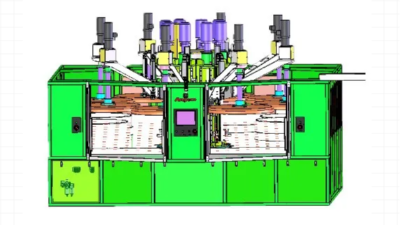 安捷伦新设备上市—自动浸胶机AJL.ZJJ100型